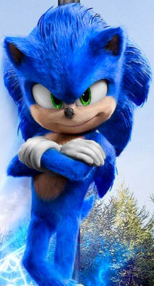 Sonic The Hedgehog!