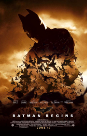 Batman Begins!