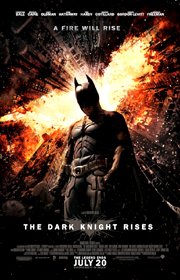 The Dark Knight Rises!