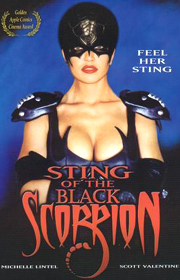 Sting of the Black Scorpion!