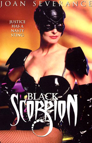 Black Scorpion: The Movie!