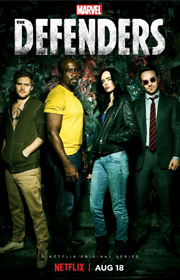 The Defenders!