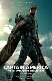 Captain America: The Winter Soldier!