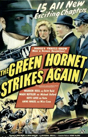 The Green Hornet Strikes Again !