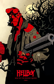 Hellboy: The Rise of the Blood Queen