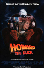 Howard The Duck!
