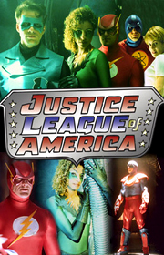 Justice League of America!