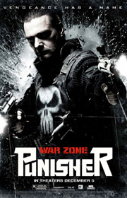Punisher: War Zone!