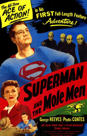Superman And The Mole Men!