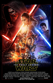 Star Wars VII: The Force Awakens !