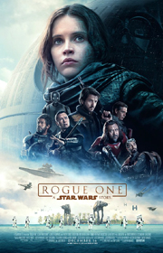 Rogue One: A Star Wars Story!