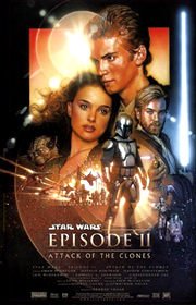 Star Wars Episode II: Attack of the Clones !
