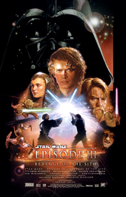 Star Wars Episode III: Revenge of the Sith !