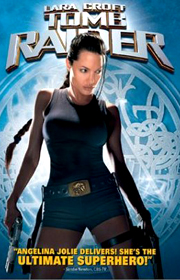 Lara Croft: Tomb Raider!