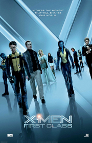 X-Men: First Class!
