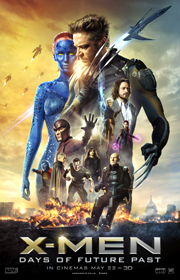 X-Men: Days of Future Past!