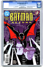 Batman Beyond No. 1