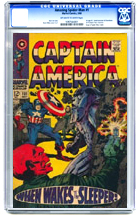 Captain America No. 101