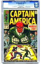 Captain America No. 103