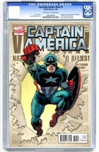 Captain America No. 1