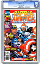 Captain America: Sentinel Of Liberty No. 1