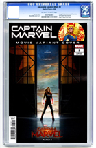 Captain Marvel No. 1