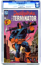 Deathstroke No. 1