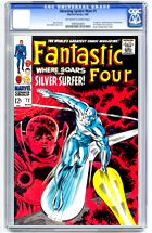 Fantastic Four No. 72