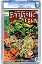 Fantastic Four No. 85