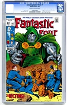 Fantastic Four No. 86