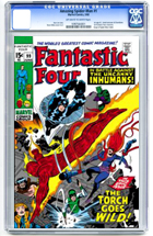 Fantastic Four No. 99
