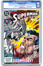 Superman: Man of Steel No. 19