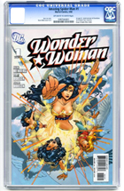 Wonder Woman No. 1
